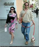 Penelope Cruz & Matthew McConaughey shop in Beverly Hills