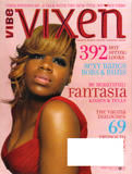 Fantasia - VIBE VIXEN - Spring 2007 scans x9