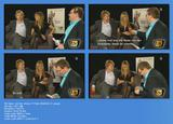 Jennifer Aniston (and Owen Wilson) - Interview at TV total - March 3 2009