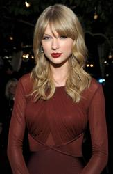 Taylor Swift - Weinstein Holiday Party in West Hollywood CA 11/21/13