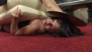 Hunt Erotic: Armchairgirls -2 Dominas And Slave Little Julie
