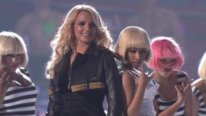 Nicki Minaj feat. Britney Spears - Super Bass & Till The World Ends @ Billboard Music Awards 2011 |5-22-2011| 36 Mbps MPEG2 HDTV 720p