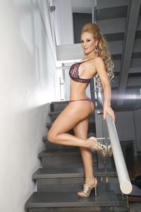 Ivonne Soto Vestido Y Lenceria