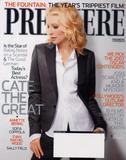 Cate Blanchett - Premiere magazine