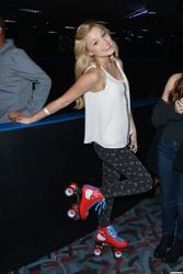 Olivia Holt - Lauryn McClain's 17th Birthday Party 1/9/14