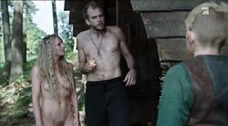 Alyssa sutherland vikings s1 s3 compilation 4