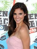 Даниэла Руа, фото 6. Daniela Ruah The 2010 Teen Choice Awards at the Gibson Amphitheatre, Universal City in LA - August 8, photo 6