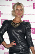 Heidi Range at the Breast Cancer Campaign Launch Party in London 1st October x9