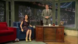 Lucy Liu - Jimmy Fallon, May 25_2011,  810p  mp4  caps