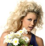 WWE's Tiffany - Spring Flowers